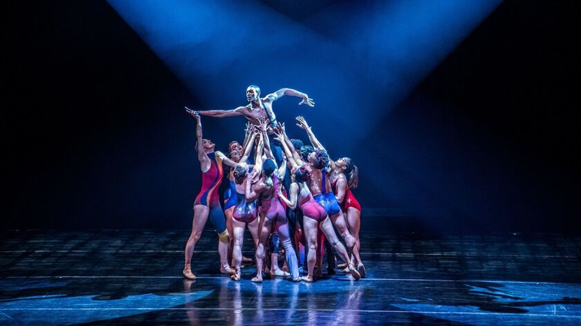 """Complexions Contemporary Ballet's """"Stardust"""""""