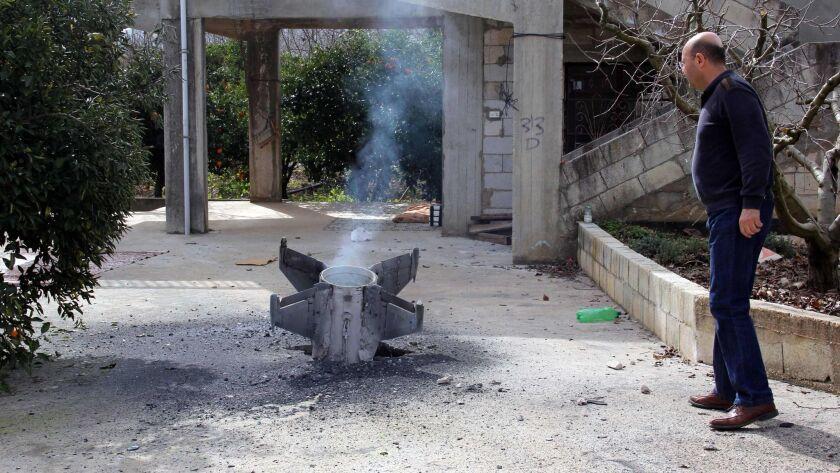 LEBANON-SYRIA-ISRAEL-CONFLICT