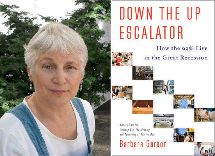 In Barbara Garson's 'Down the Up Escalator,' the 99% make do