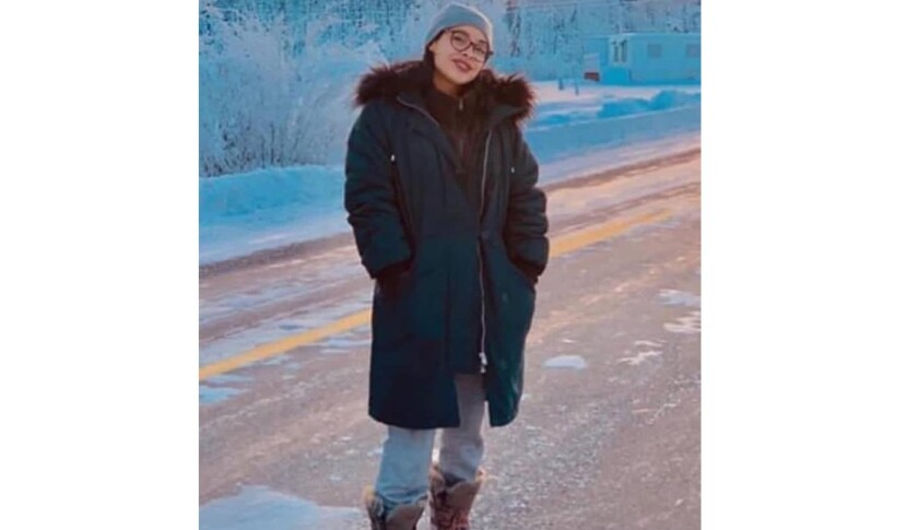 Valerie Reyes, 24, missing from New Rochelle since late last month was identified as the woman found dead in a suitcase in Greenwich earlier this month.