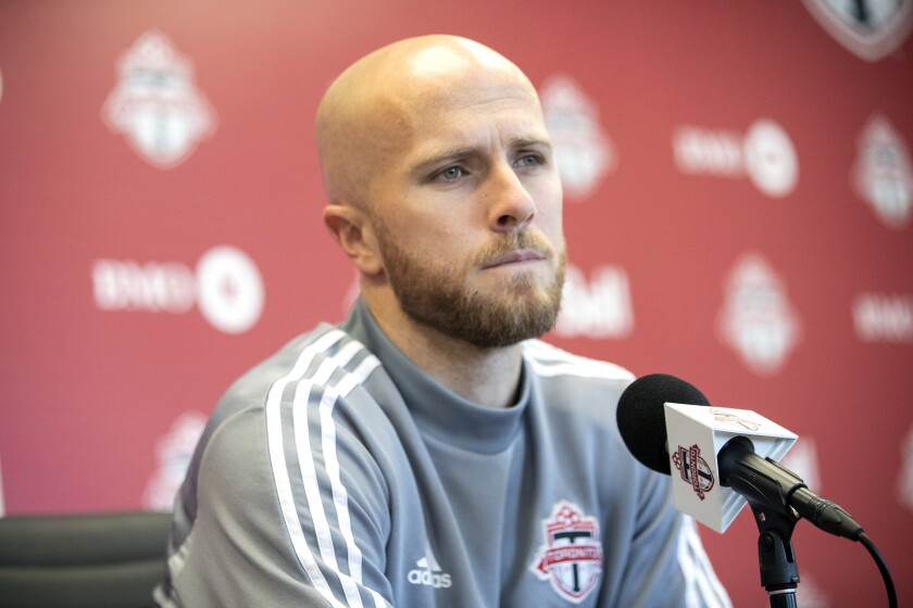 MLS Toronto FC Bradley Soccer