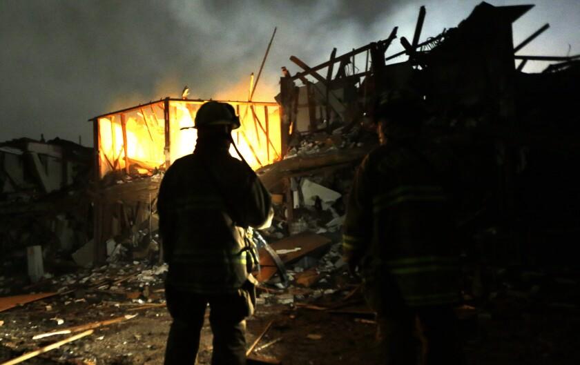 West, Texas, fertilizer plant explosion