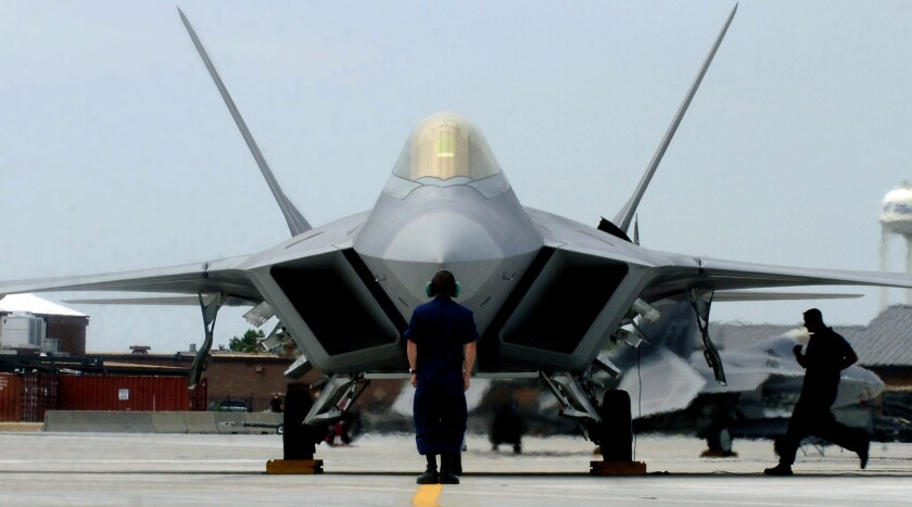 The F-22's apparent success in Syria marks a dramatic turnaround from three years ago, when the fighter was grounded over a faulty oxygen supply system.