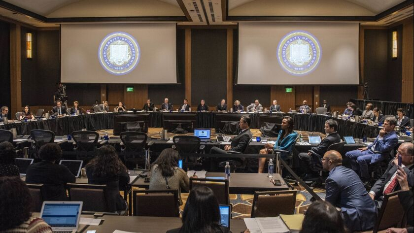 UC regents are requesting more money from Gov. Gavin Newsom and the Legislature to increase enrollment and graduation rates. Discussions begin in earnest at a two-day meeting starting Wednesday in San Francisco.