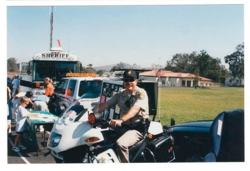 Chief Matt Wellhouser has been a part of the Rancho Santa Fe Patrol for 40 years.