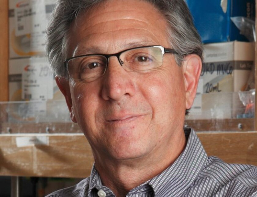 Scripps Research President Michael Marletta