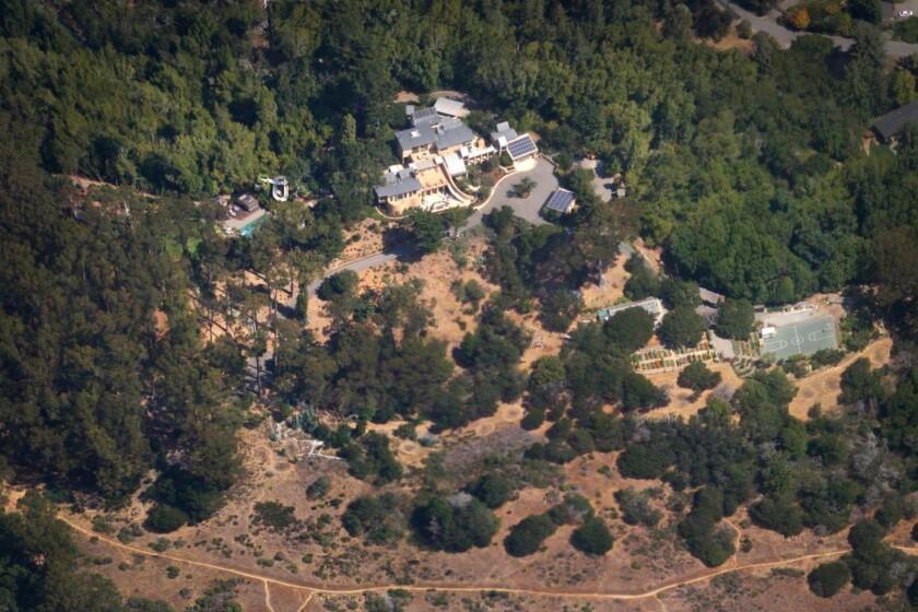 Adam Neumann's Northern California compound