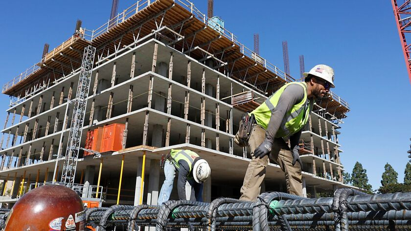 Multifamily home construction was up in 2016.