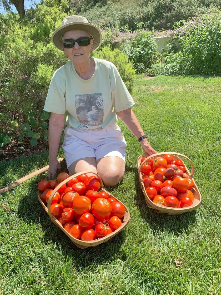 Luba Yoldas with tomatoes.jpg