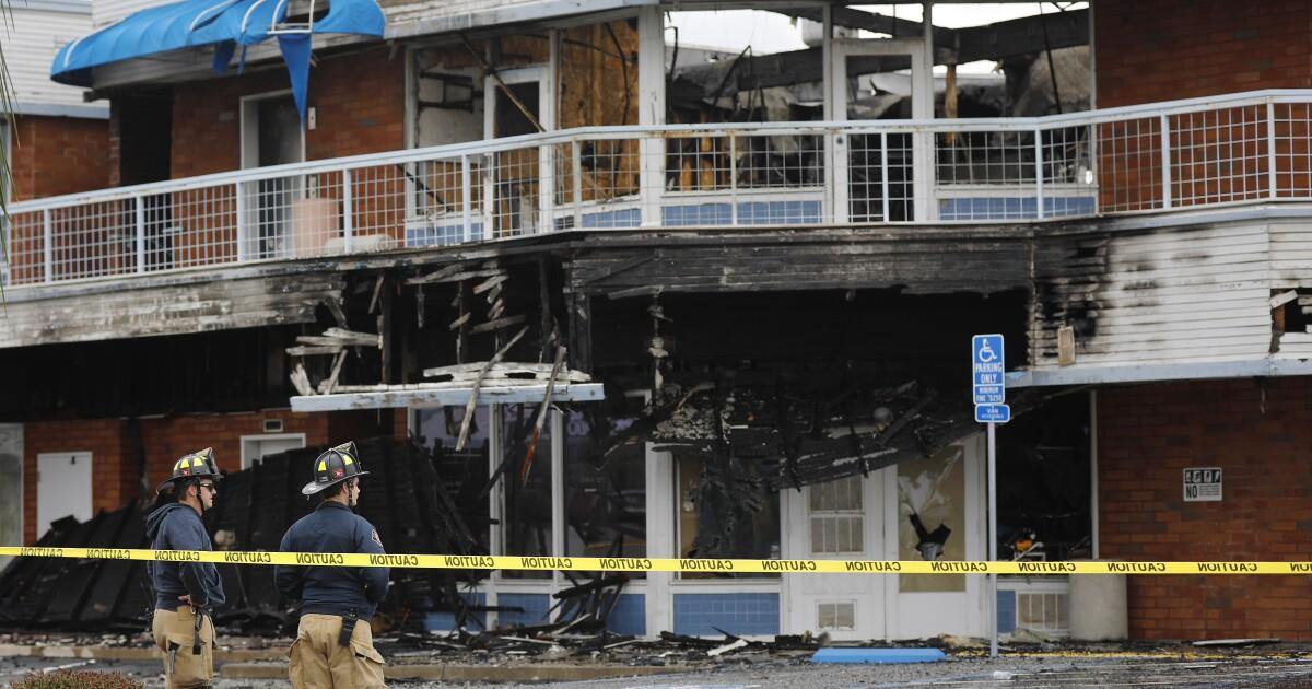Three-alarm blaze at Kearny Mesa restaurant causes $4.5 million in damage - The San Diego Union-Tribune