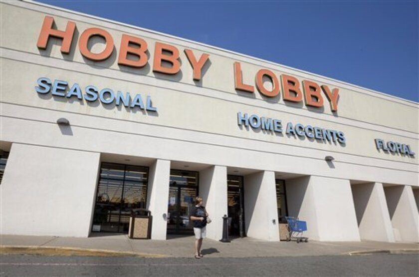 Hobby Store San Diego >> Pastors Protest Hobby Lobby On Morning After Pill The San