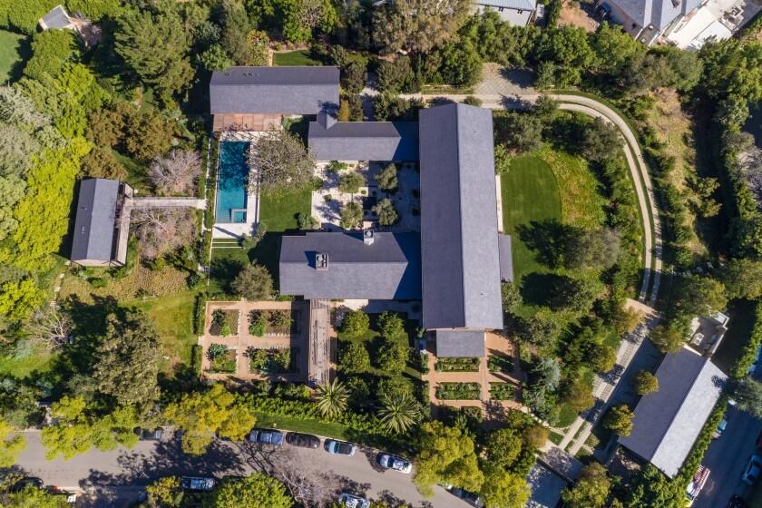 Brad Grey's Holmby Hills estate | Hot Property