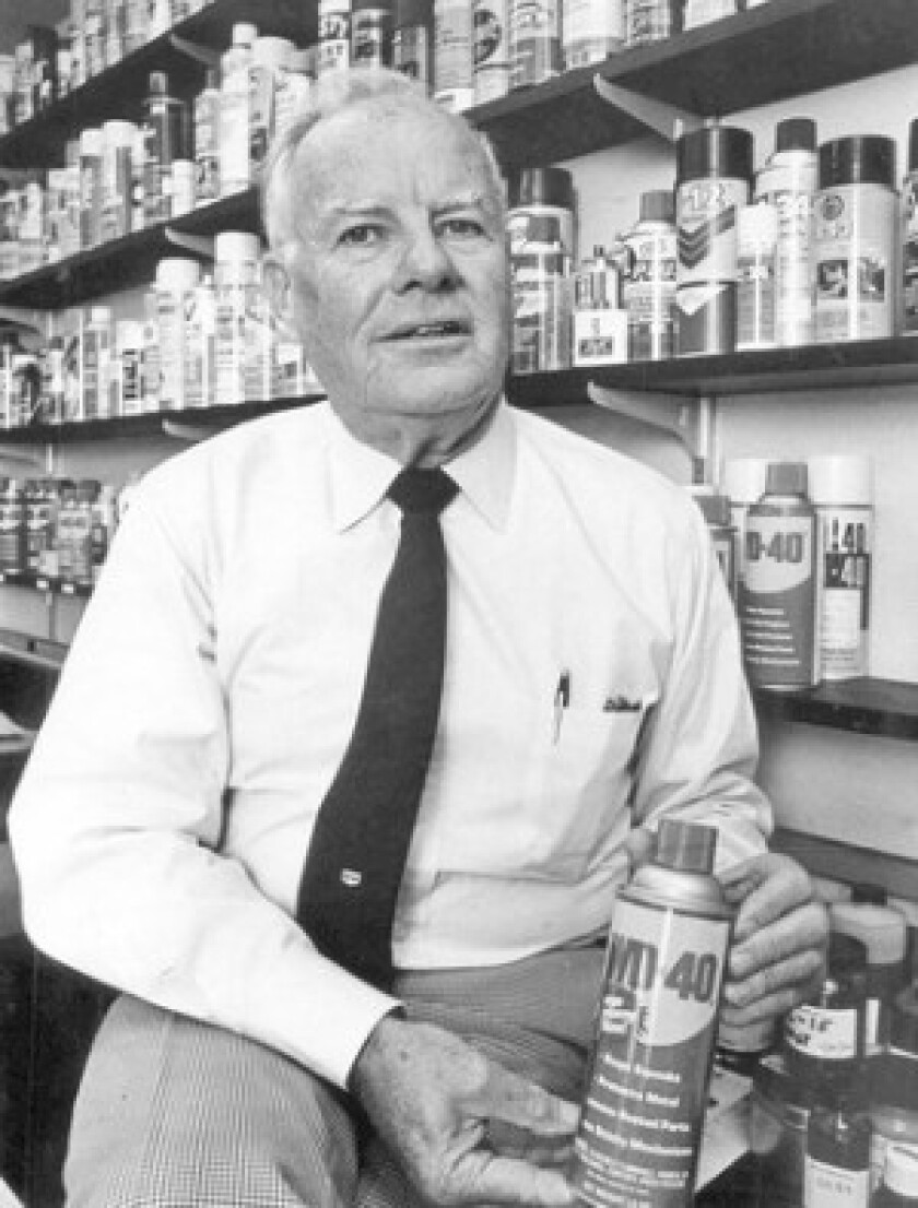 John Barry emphasized brand loyalty, resisting suggestions that his lubricant firm expand to other products.