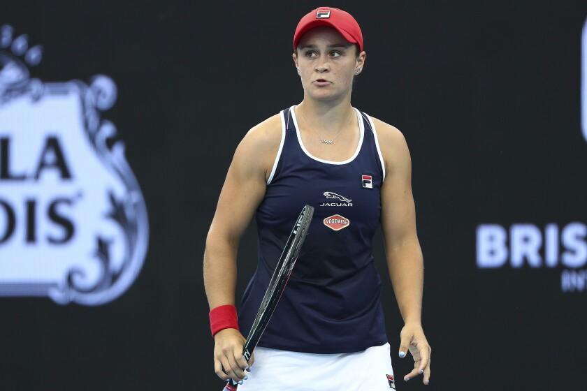 Australia Tennis Brisbane International