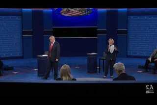 Trump on Clinton's Goldman speech explanation: 'She lied'