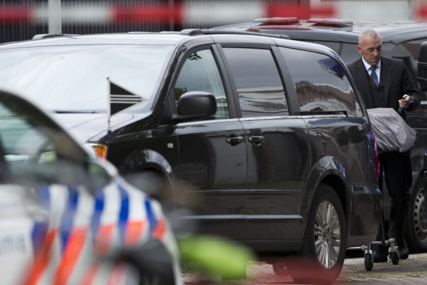 Netherlands Lawyer Slain