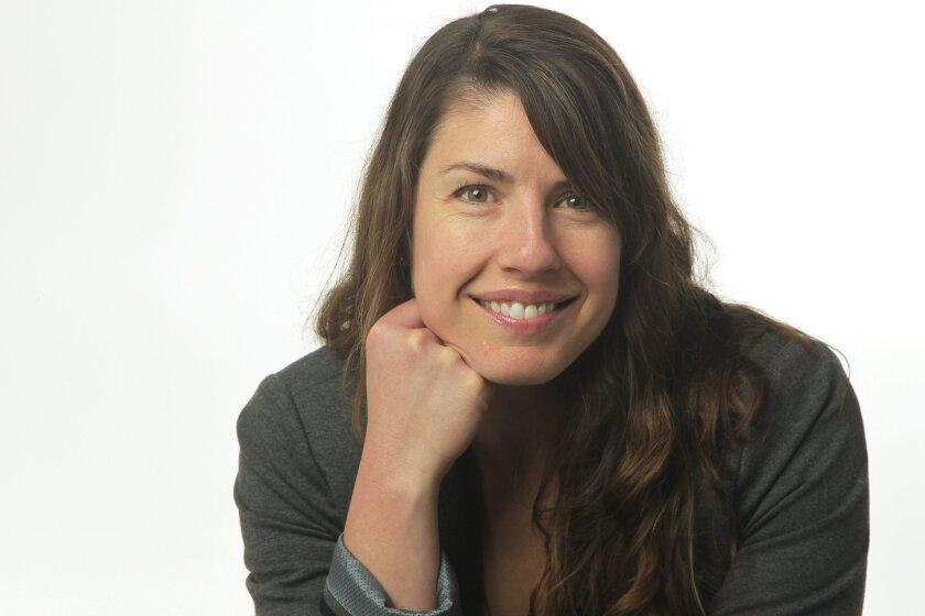 "Stephanie Gaudreau, author of ""The Performance Paleo Cookbook."""