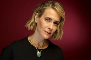 """American Horror Story: Cult"" plays on star Sarah Paulson's real-life fears"