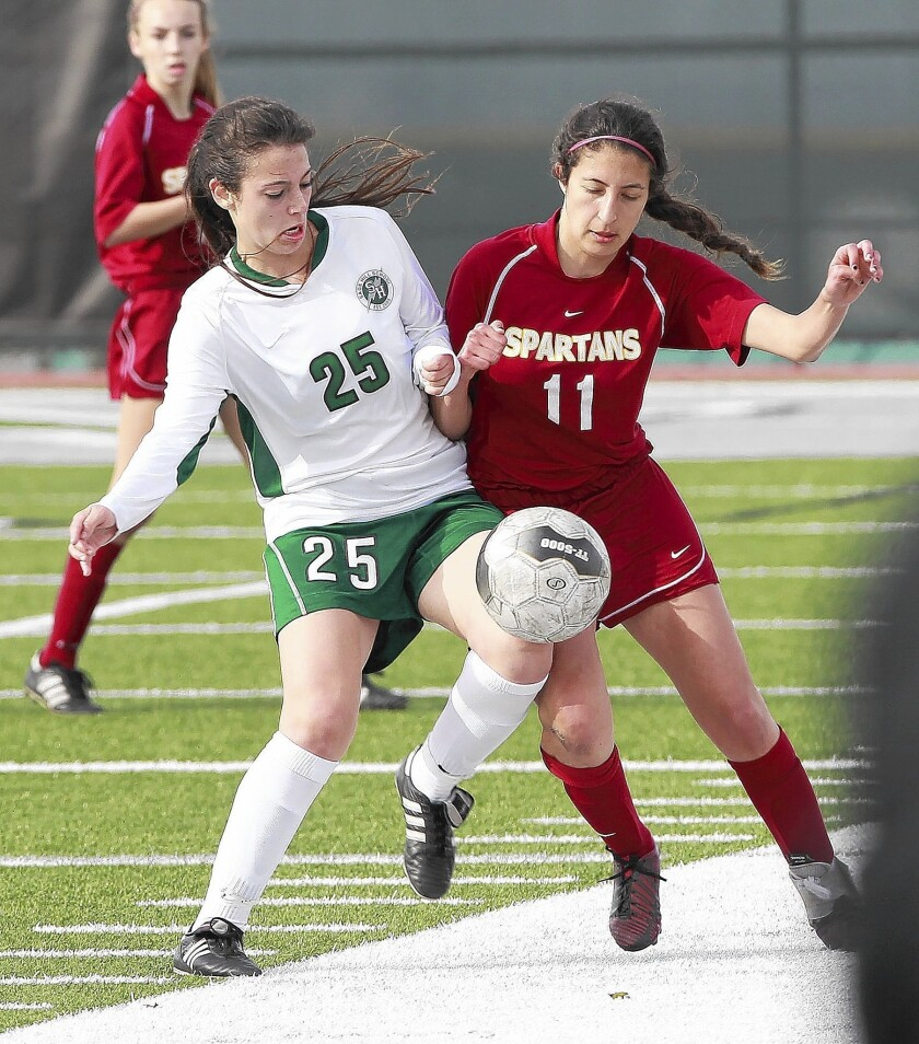 Girls' Soccer: Shootout not kind to Sage