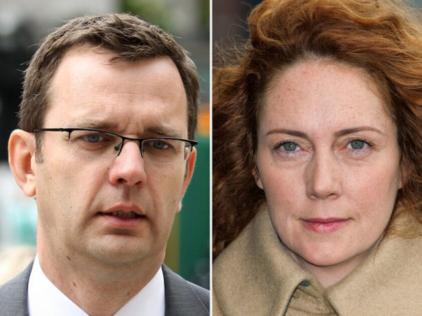 Key figures in phone-hacking scandal to be charged with bribery