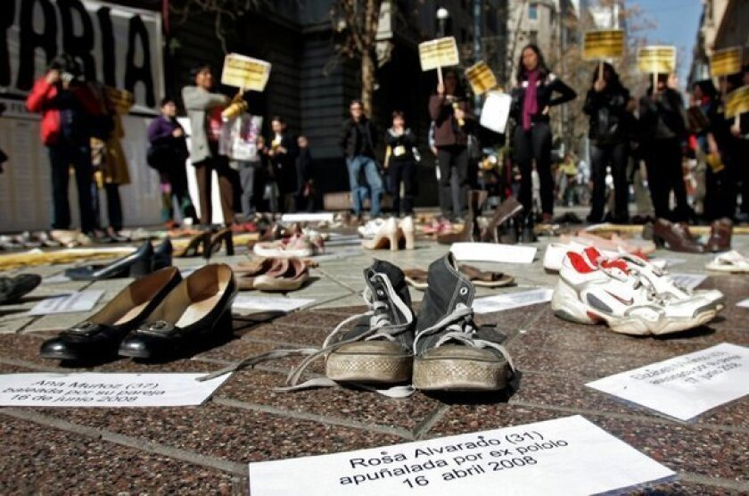 Intimate partner violence affects 30% of women worldwide: WHO