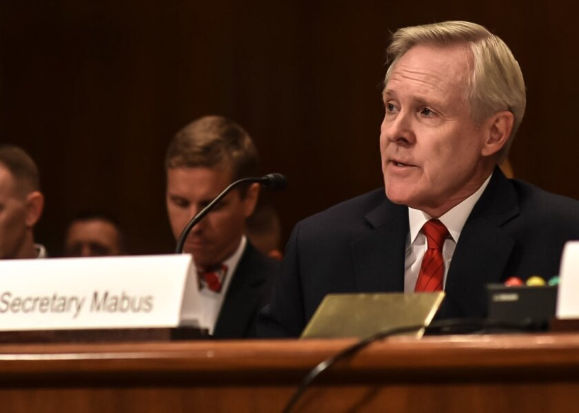 Secretary of the Navy Ray Mabus, shown here in March, has decided to review the nomination of Cmdr. Jana Vavasseur to the rank of captain. / photo by Navy Chief Mass Communication Specialist Sam Shavers