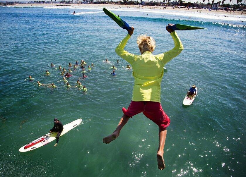 San Diego Junior Lifeguard 2014