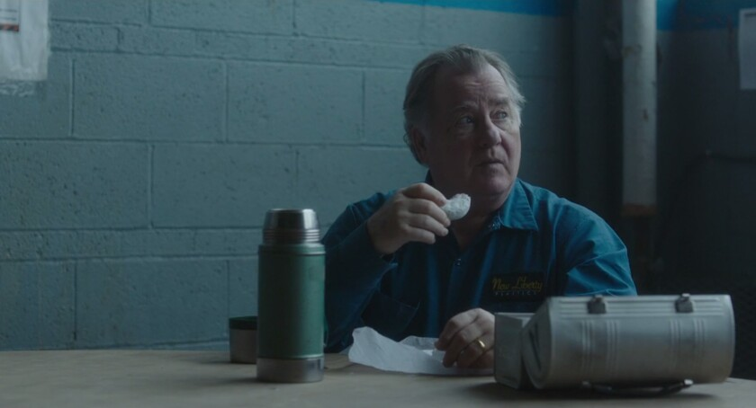 Peter Gerety in the movie 'Working Man'
