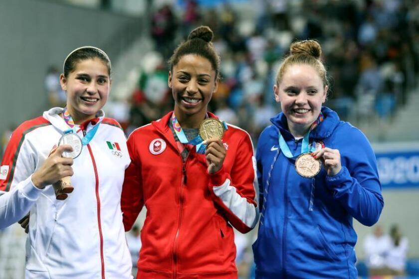 Canadá baja a Brasil del segundo lugar pero no se sacan diferencias con oros