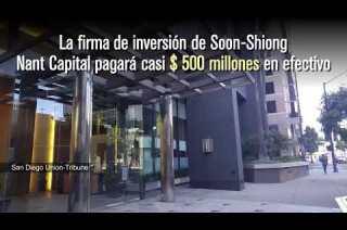 El multimillonario Patrick Soon-Shiong compra L.A. Times y San Diego Union-Tribune