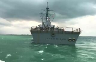 U.S. Navy files homicide charges over warship collisions