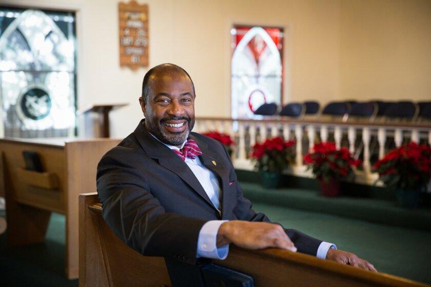 Rev. Chuck Norris, Pastor