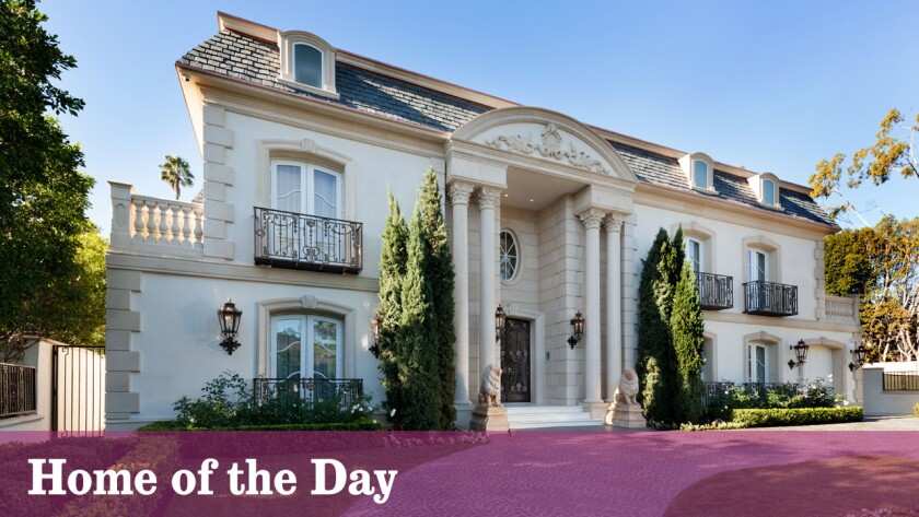 Home of the Day   Beverly Hills