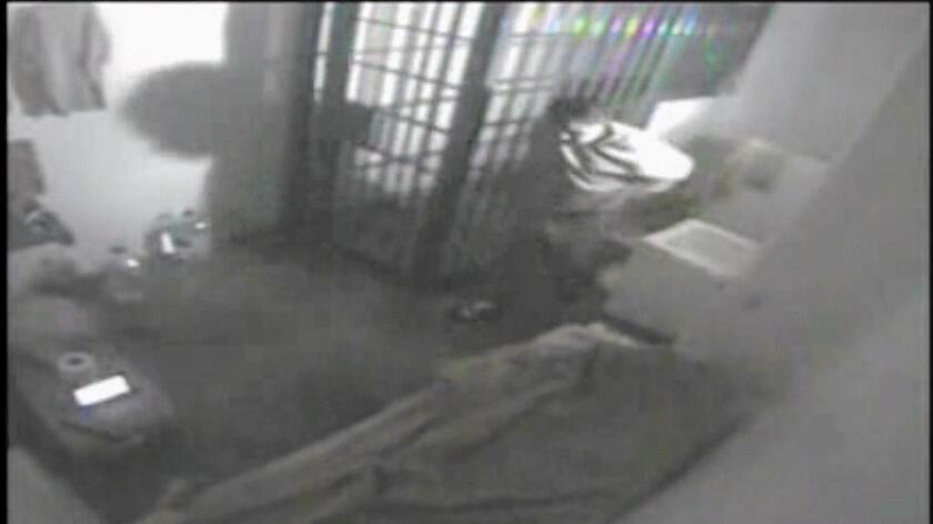 Foto de archivo. Manuel Rodolfo Trillo fue detenido el pasado 22 de agosto por la Policía Federal (PF) en San Pedro Cholula, Puebla, en posesión de un arma de fuego, y enseguida fue arraigado por orden del Juzgado Sexto Federal Penal Especializado en Cateos, Arraigos e Intervención de Comunicaciones.