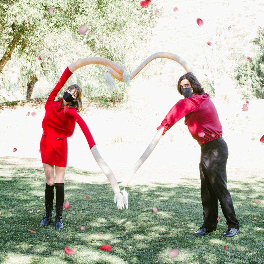 Happy Valentine's Day from photographer Alexa Machado.