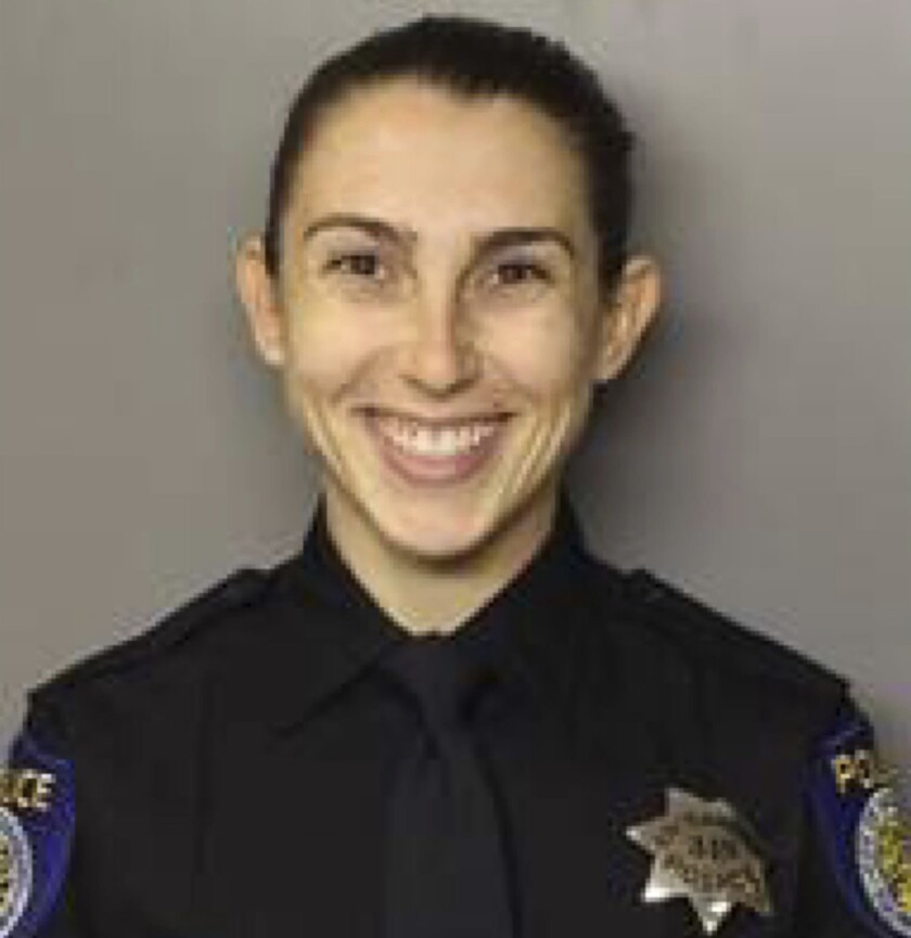 Sacramento Officer Killed