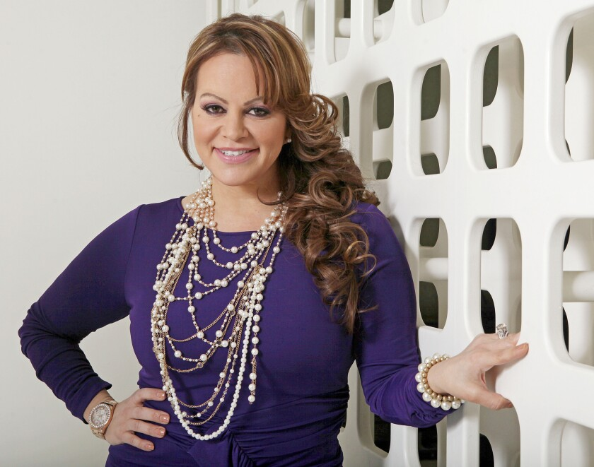 Latina singer and reality TV star Jenni Rivera was killed in a plane crash in Mexico in December 2012.