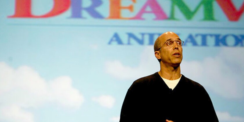 Jeffrey Katzenberg, CEO of Dreamworks Animation, did not specify what the cost-cutting would entail.