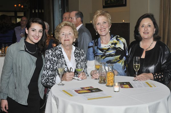 Alexa, Ruth, Valerie and Trudy Mangrum