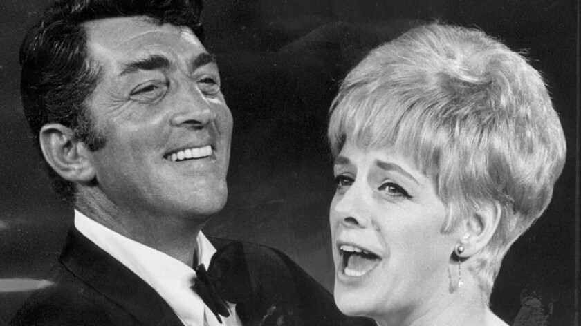 """Dean Martin and Rosemary Clooney on """"The Dean Martin Show"""""""