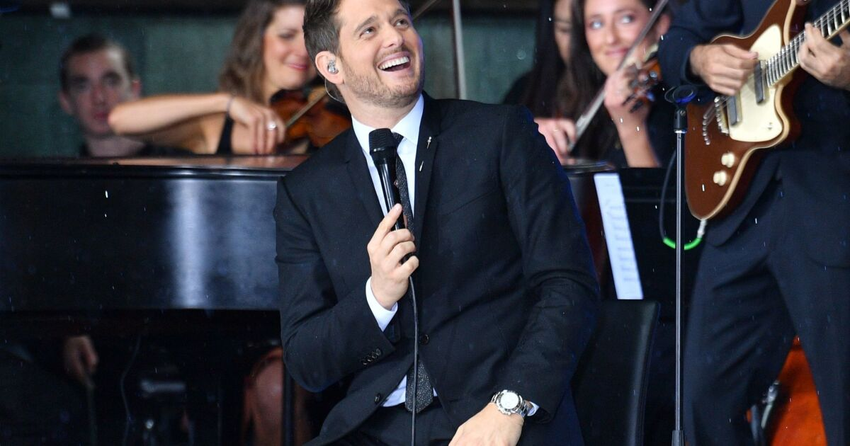 Michael Buble On His Son S Cancer I Can T Wait To Never Talk About It Again Los Angeles Times