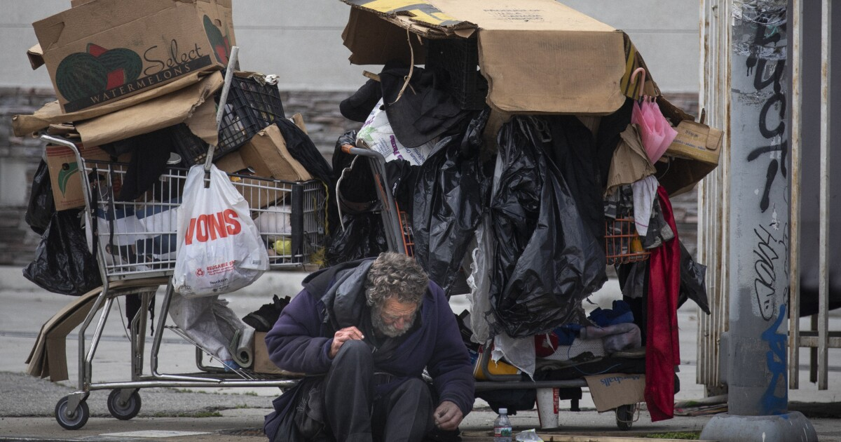 An unexpected side effect of the coronavirus? A new urgency about helping homeless people