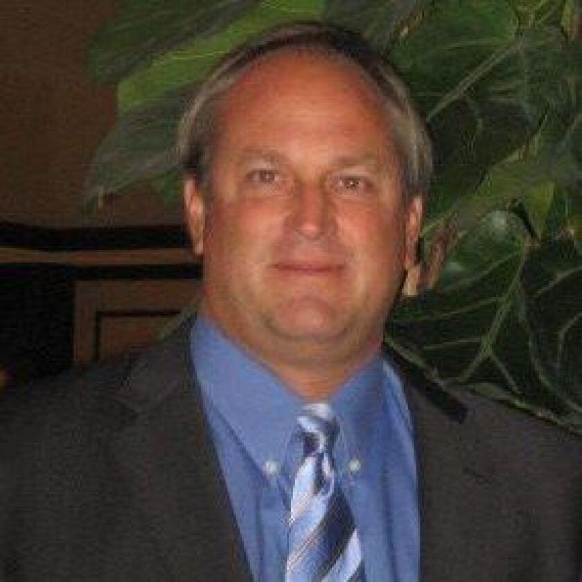 Del Mar City Manager Scott Huth