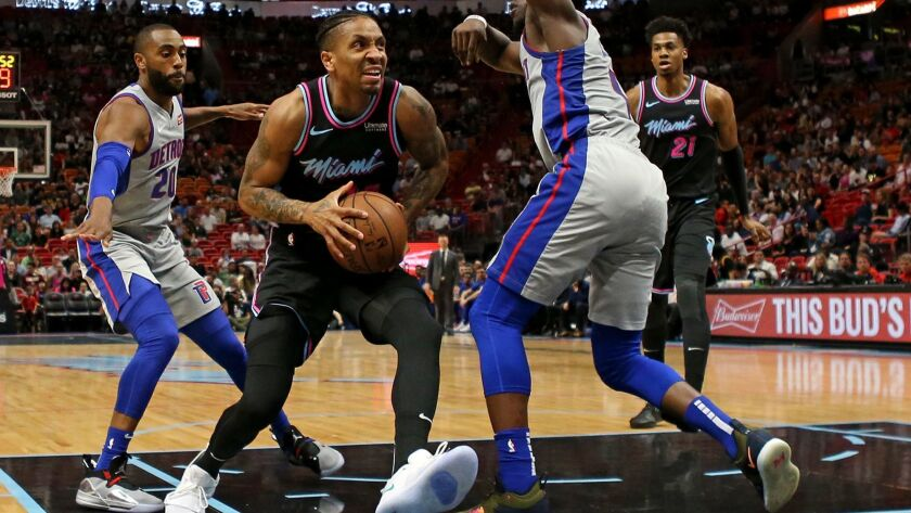 Rodney McGruder claimed by Clippers; Heat out of luxury tax