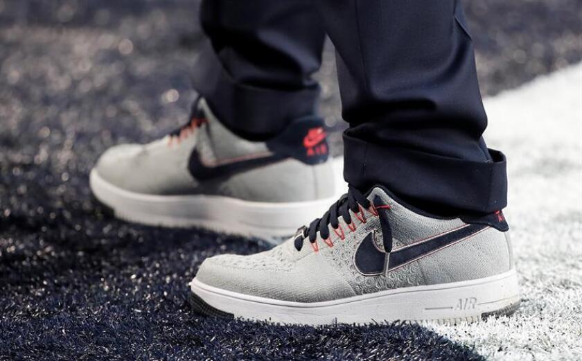 The Nike sneakers. EFE/EPA/FILE