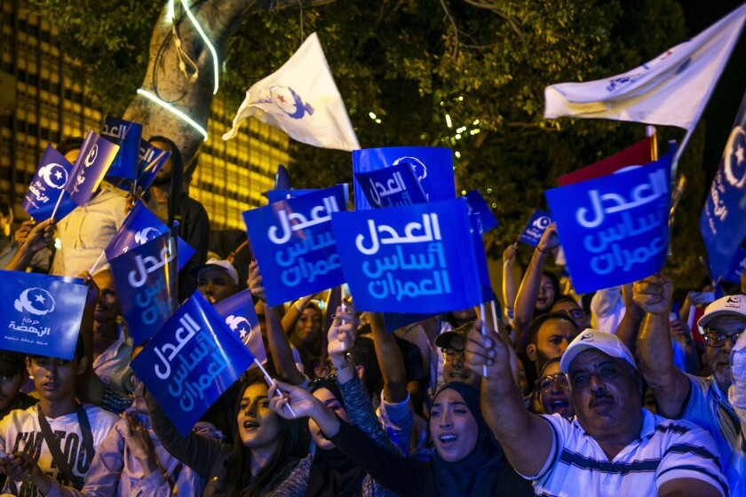 Tunisia Parliamentary Elections