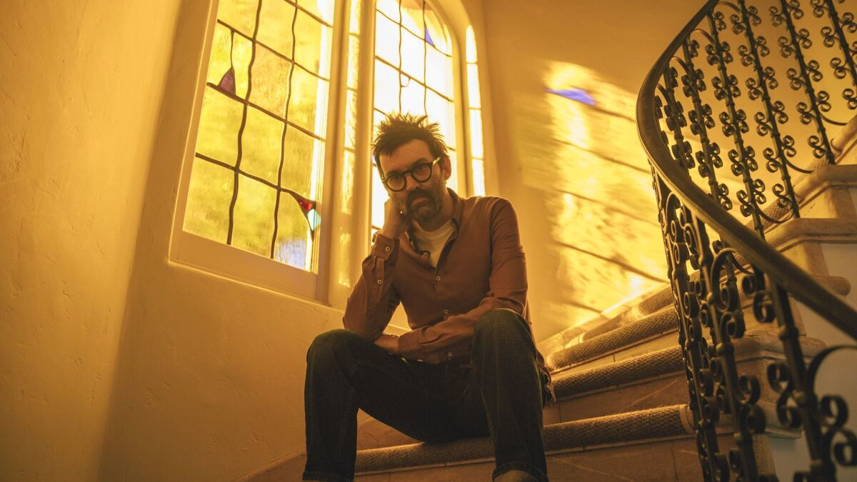 Eels Mark Oliver Everett Disputes The Sad Band Tag All I Ve Tried To Do Is Reflect Life Los Angeles Times