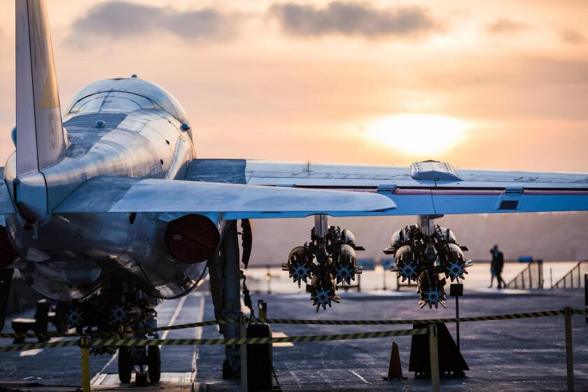 Aboard the USS Midway