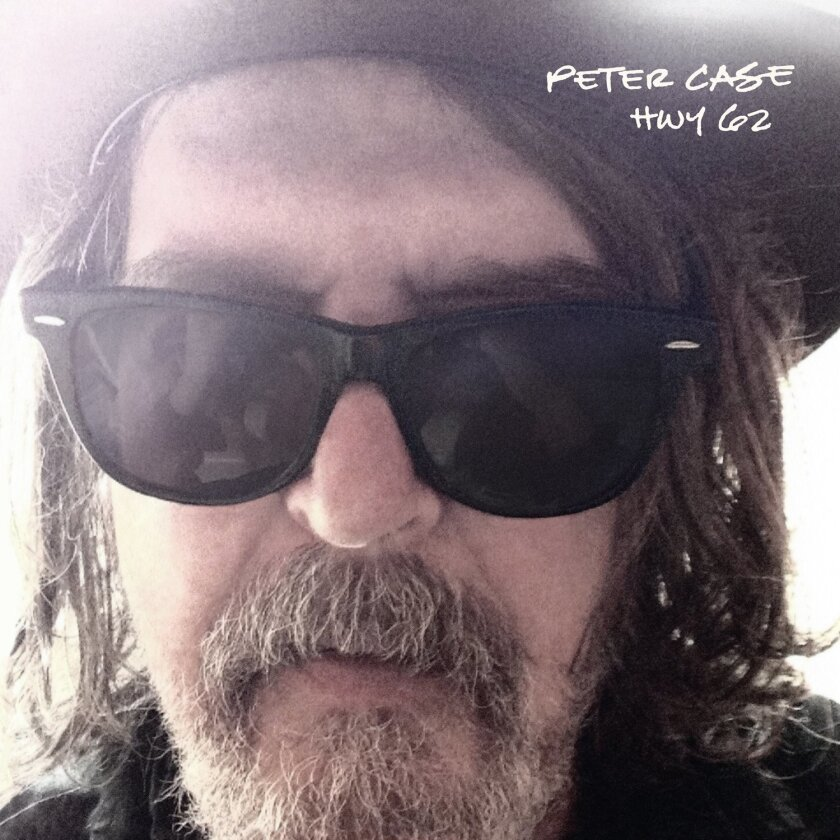 """This CD cover image released by Omnivore Recordings shows """"HWY 62,"""" the latest release by Peter Case. (Omnivore Recordings via AP)"""