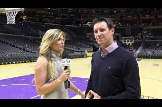 Lakers defeat Timberwolves to end 10-game losing streak